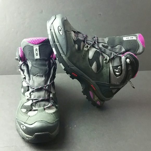 Lady Salomon 3d ShoesComet Women BootsPoshmark Gtx Hiking bYy76fg